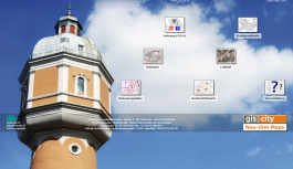 Geodatenportal von Neu-Ulm