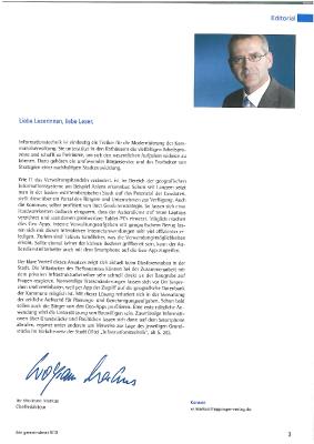 Gemeinderat Editorial-Vorschau